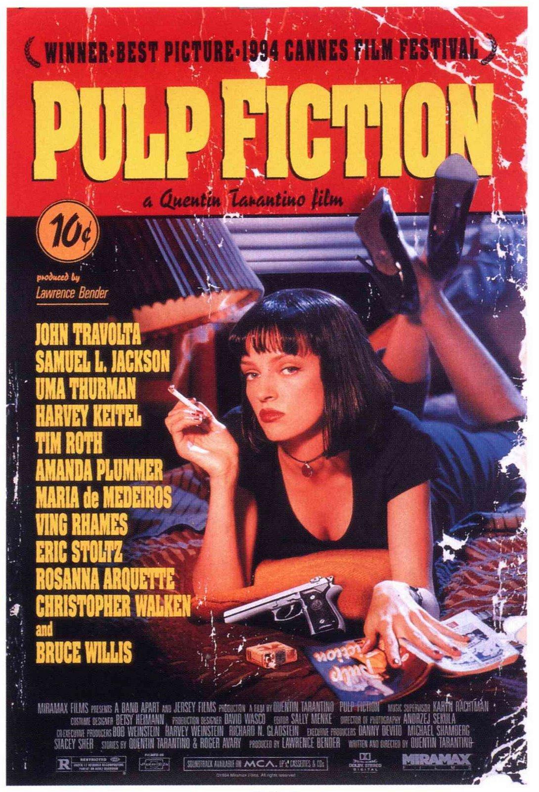 Pulp Fiction Pulp-fiction