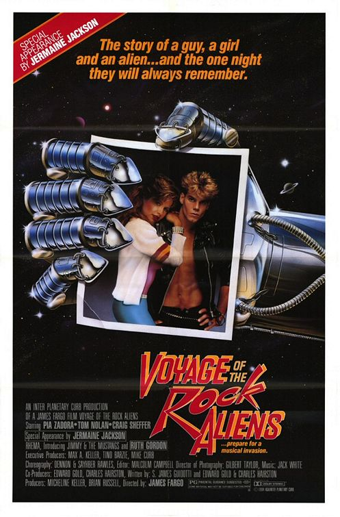 Voyage of the Rock Aliens (1987)