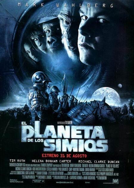 El Planeta De Los Simios (2001) 0