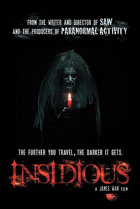 """Mi opinión sobre la película """"Insidious"""""""