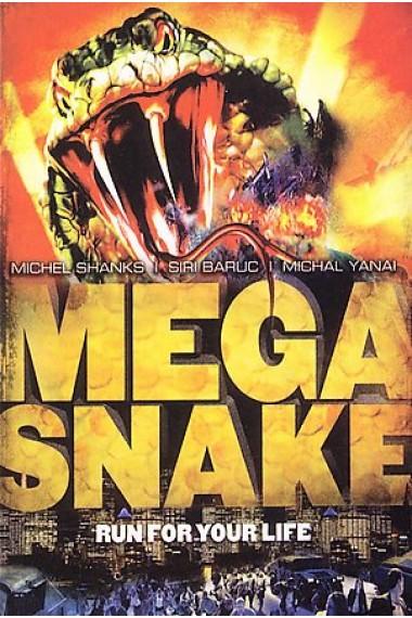 Peliculas Infravaloradas, o sin el merito que deberian tener Mega-snake