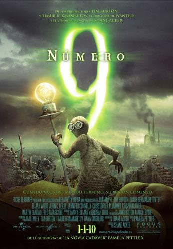 Número 9 (Lo último de Tim Burton) [DVD-rip][Eng+Sub Latinos][2009] Numero-9