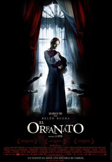 el orfanato poster