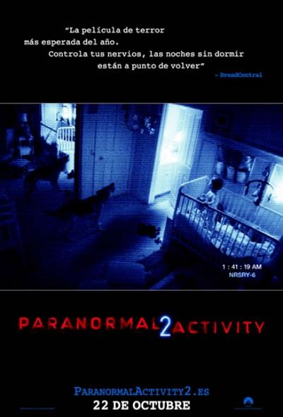 """El misterio que rodea a """"Actividad Paranormal 2"""""""