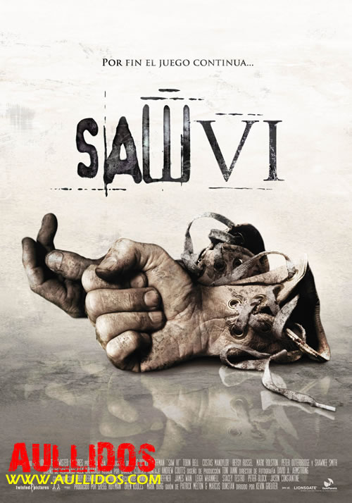 SAW VI MONTAJE PRODUCTOR
