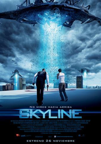 Skyline 2010 [1 link][DVDrip][Peli+Subtitulos]