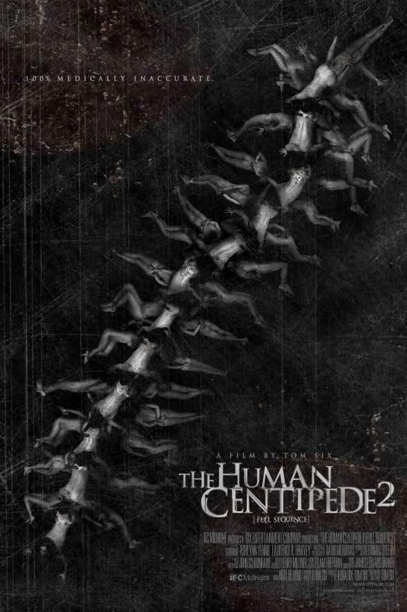 the human centipede 2 EL CIENPIES HUMANO 1 LINK