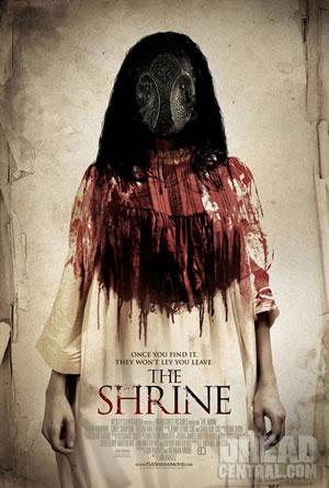 Świątynia / The Shrine (2011) DVDRip XviD AC3 MRX Kingdom-Release