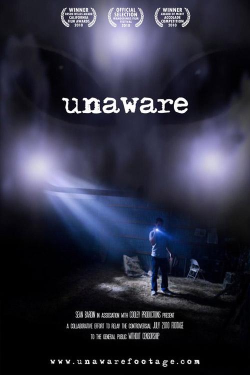 Otra de terror subjetivo con extraterrestres: u0026quot;Unaware ...