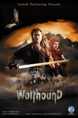 Wolfhound, el guerrero Wolfhound