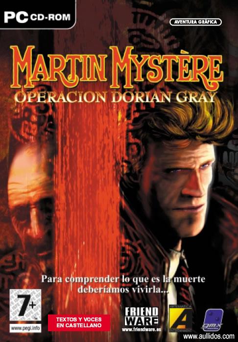 Martin Mystere Operacion Dorian Gray [FULL] [MG] [ESPAÃ'OL] [CD]
