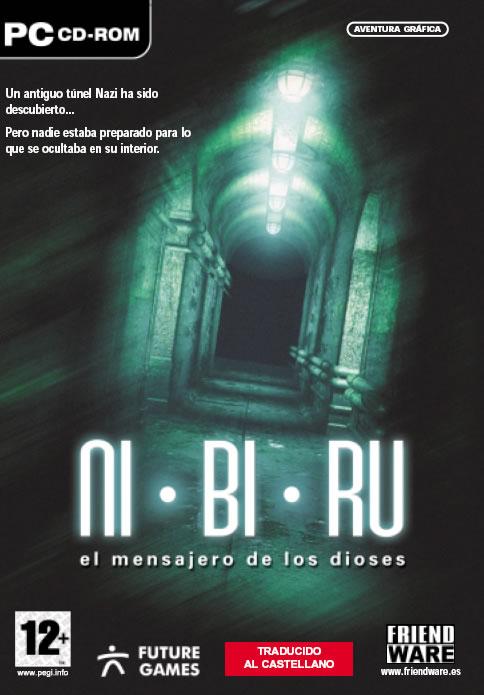NiBiRu:El mensajero de los dioses [Español 100%][DVD-full][MU-RS] Nibiru