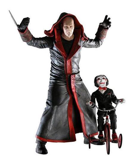 muñecos de peliculas de terror