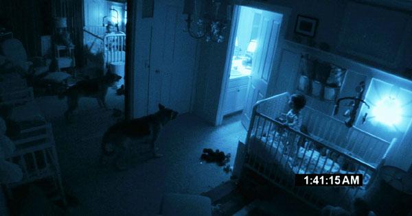Actividad Paranormal 2: nuevos videos