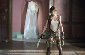 *Saga Resident Evil* (Terror) Revil3-5